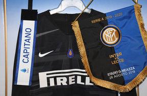 formazioni ufficiali Inter Lecce Serie A