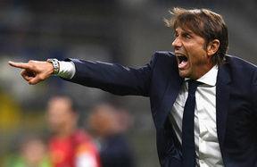 """Conte: """"I'm 300 per cent focused on Inter"""""""