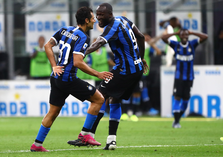 Los Nerazzurri se imponen en el Meazza. La galería del Inter 4-0 Lecce.