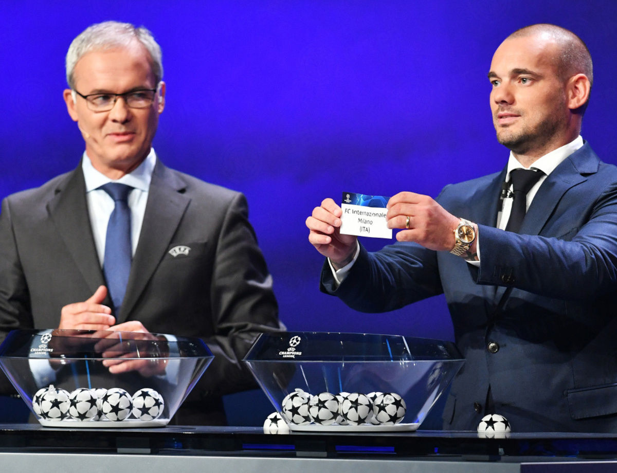 inter champions league 2019 2020 avversarie barcellona borussia dortmund slavia praga
