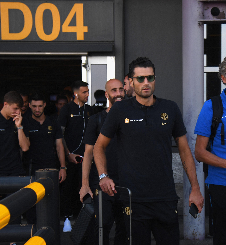 Perjalanan menuju Cagliari vs. Inter