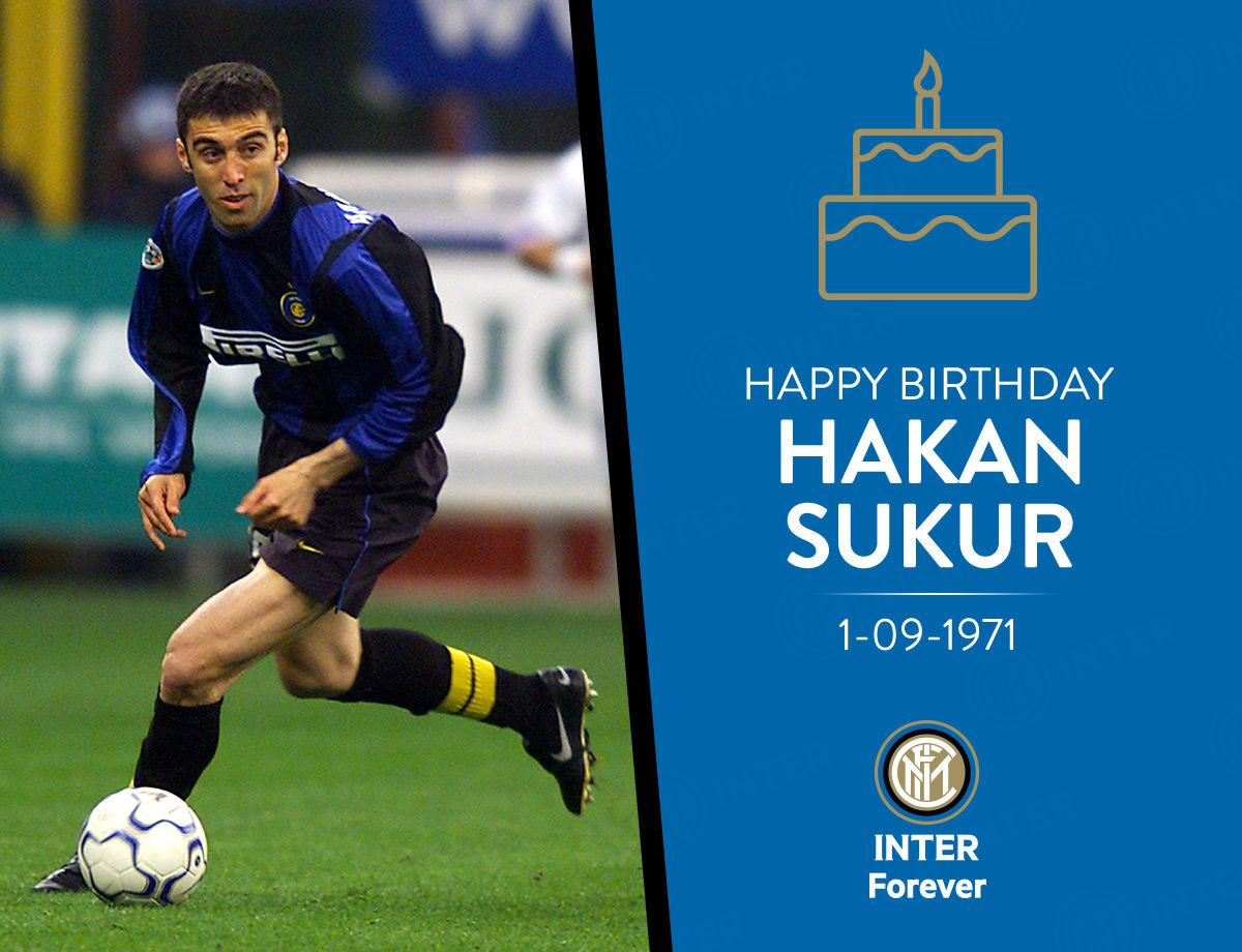 Buon compleanno Hakan Sukur