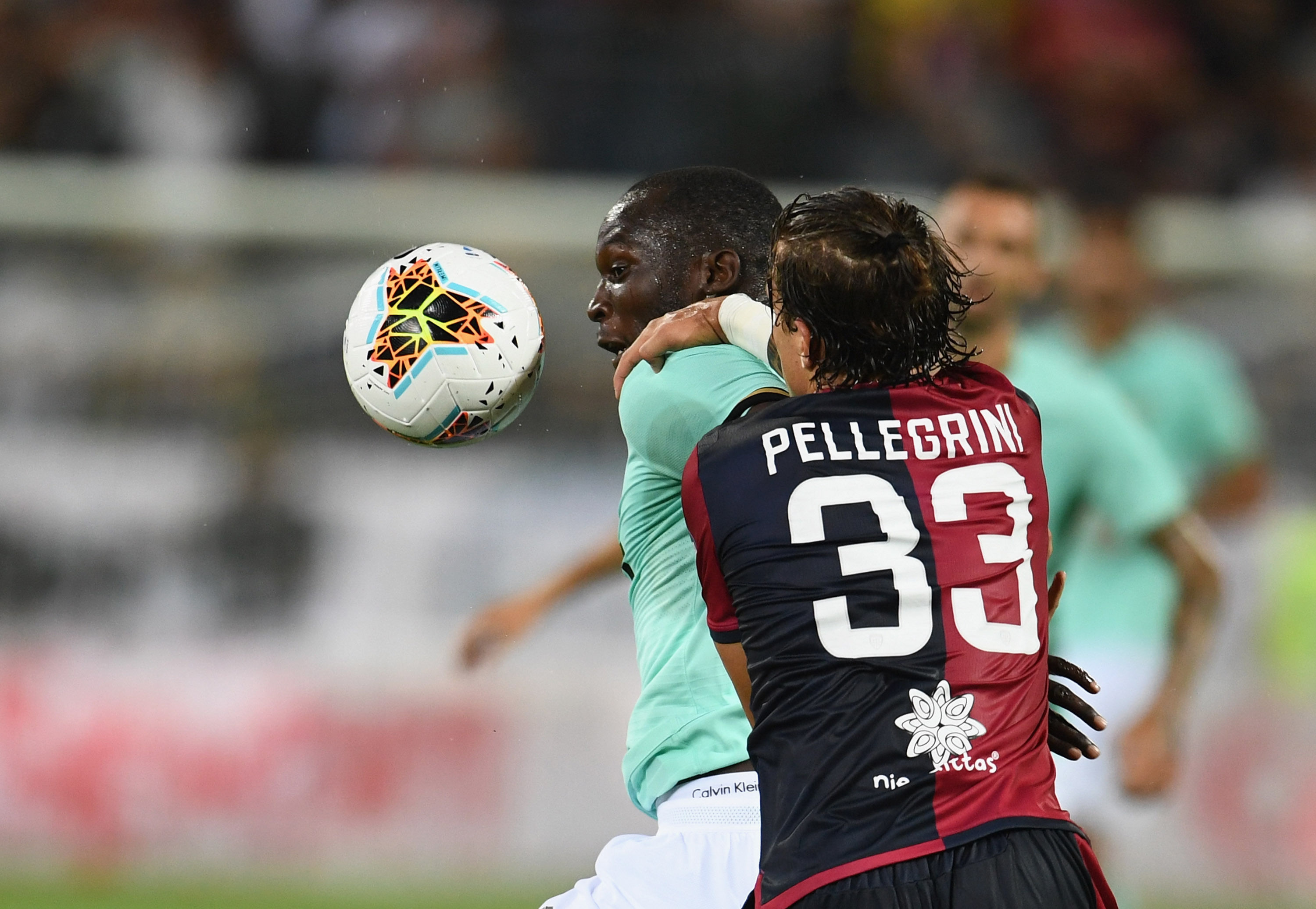 The photo gallery from Cagliari vs. Inter