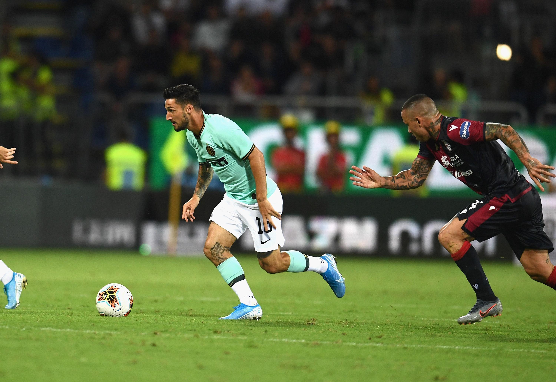 Galeri foto pertandingan Cagliari vs. Inter