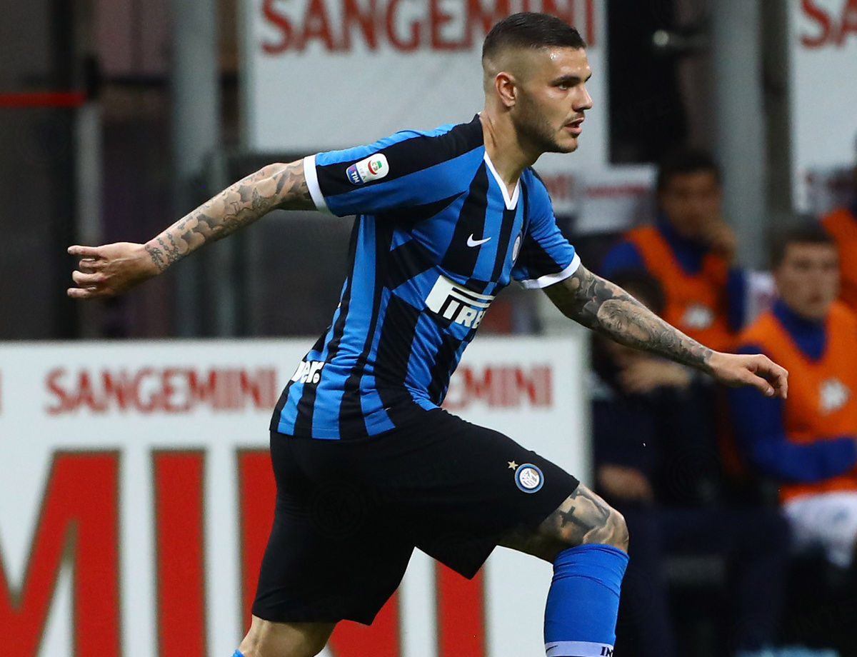 Mauro Icardi joins Paris Saint-Germain