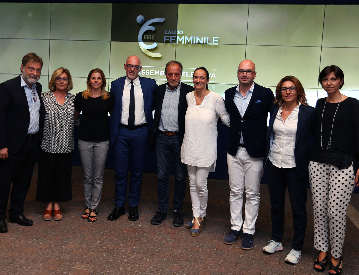 Ilaria Pasqui appointed to the Executive Board of the Women's Football Division