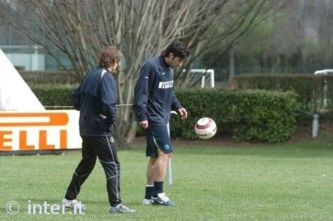 FIGO, FAVALLI IN TRAINING