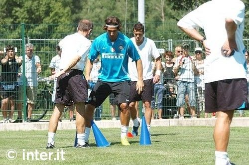 Monday morning session photos from Brunico