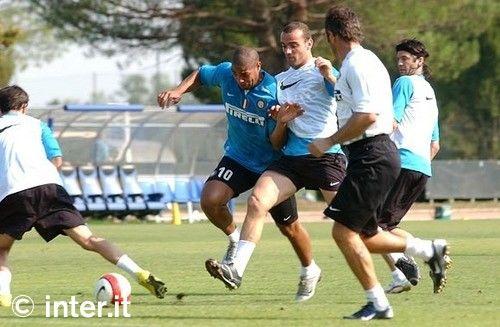 Training match photos